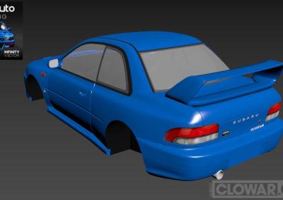 Assoluto Racing – Subaru IMPREZA 22B-STi