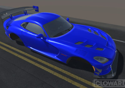 Dodge SRT Viper ACR