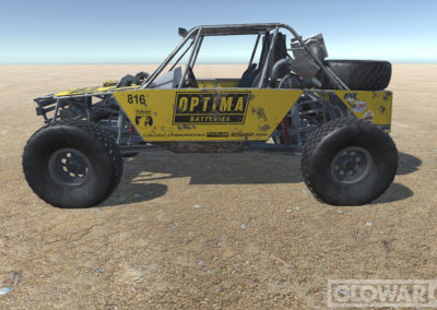 King of the Hammers Ultra 4.